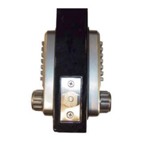 Mechanical combination deadbolt