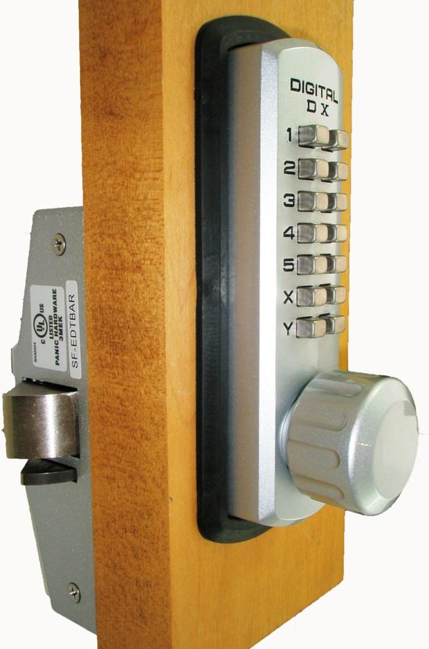 Panic Door Lock Panic U0026 Emergency Exit Devices