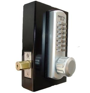 Lockey 3210 Keyless Mechanical Digital Deadbolt Door Lock