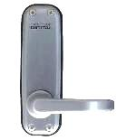 Lockey 1150 Keyless Mechanical Digital Spring Latch Door Lock Marine Grade Right Hand