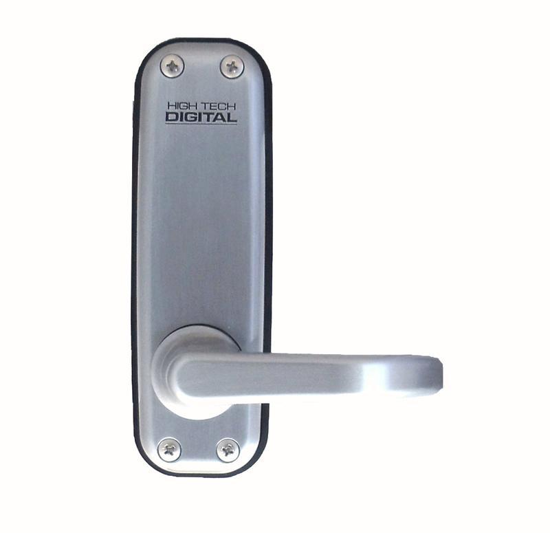 Lockey 1150 Keyless Mechanical Digital Spring Latch Door