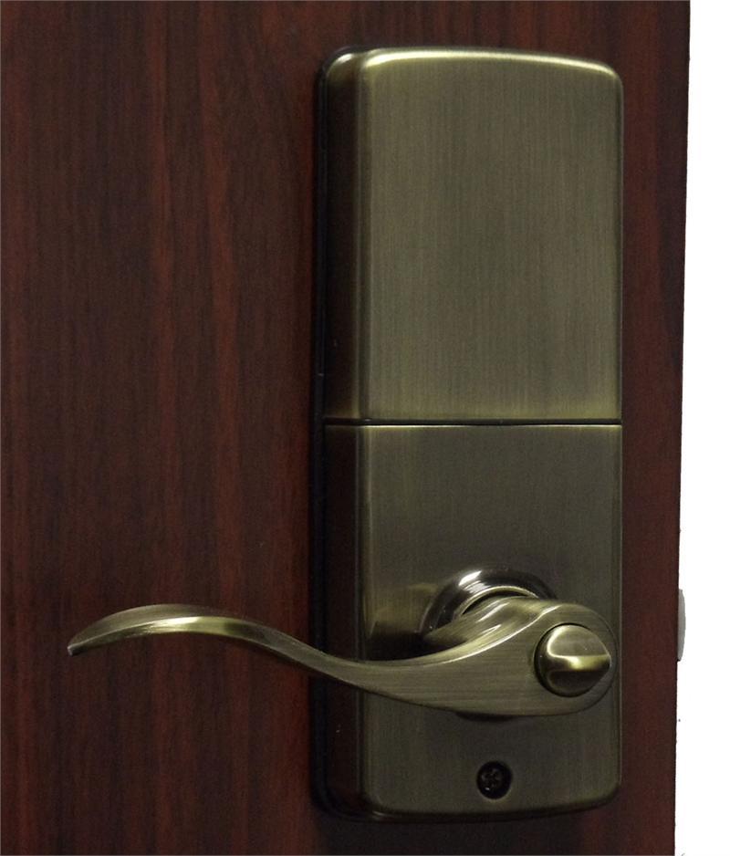 Lockey E Digital Keyless Electronic Lever Door Lock