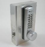 Lockey 3230 Keyless Mechanical Digital Spring Latch Door Lock Marine Grade