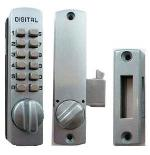 Lockey C150 Keyless Mechanical Digital Hook Lock for Cabinets or Sliding Doors