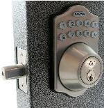 Lockey E Digital Keyless Electronic Deadbolt Door Lock